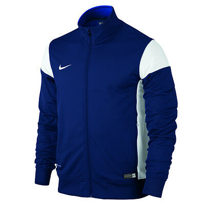 Nike Academy Knit Sideline Jacket- Navy- 100% Official Nike Product