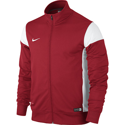 Nike Academy Knit Sideline Jacket- Red- 100% Official Nike Product