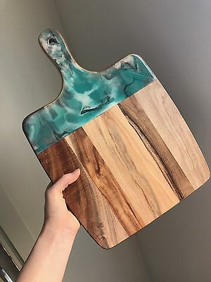 Personalised Wooden Serving Board