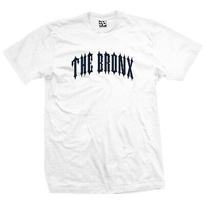 The Bronx Outlaw T-Shirt - Biker Metal Iron Rock Punk Tee - All Sizes & Colors