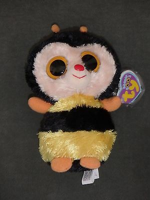 Ty Beanie Boo Sting the Bumble Bee --  6 inch --  Mint Condition
