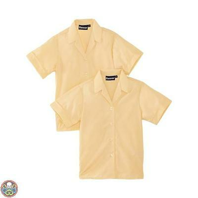 Blue Max Banner Tg: 32^ Chest Marrone Revere Twin Pack Short Sleeve Nuovo