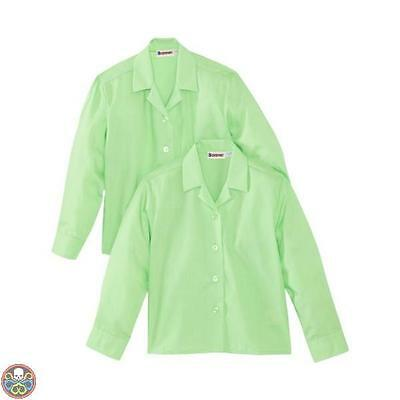 Blue Max Banner Tg: X-Small Verde(Green) - Revere Twin Pack Long Sleeve Nuovo