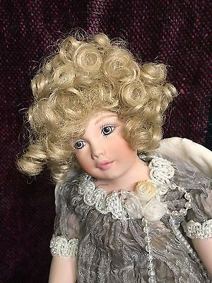 "CLAIRE: Haunted ""Looking"" Doll - A Small, Still, Subtle one, Calm & Serene!"