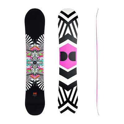 DC Ply Womens Snowboard 2016