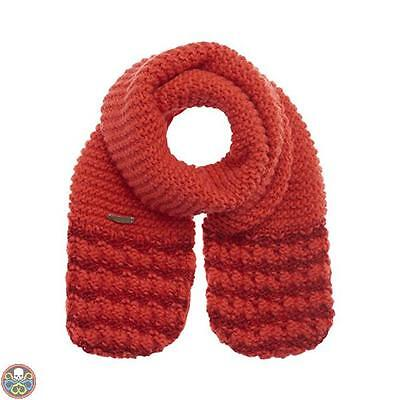 Noppies Kids Tg: Unica (Dimensione 3M-12M) Rosa - G Scarf Knit Lyn Loop Nuovo