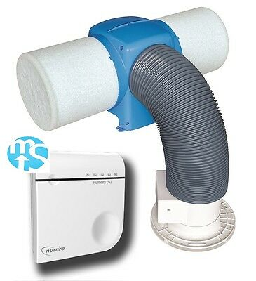 Nuaire Drimaster Eco Heat and Relative Humidity Sensor *SPECIAL PACKAGE PRICE*
