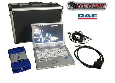 DAF/PACCAR DAVIE VCI-560 MUX Full System Dealer Diagnostic Tool 100% Genuine