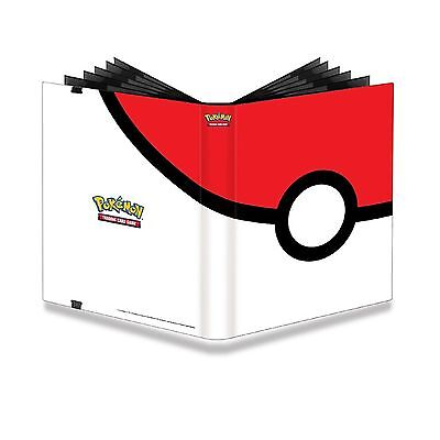 Ultra PRO - 9-Pocket Pokeball PRO Binder - Pokemon Album / Folder