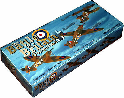 OXFORD DIECAST 72SET01A 1:72 SCALE BATTLE OF BRITAIN 75th ANNIVERSARY SET