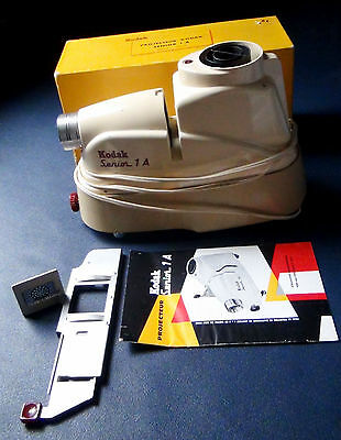 Kodak - Projecteur Diapositive Senior 1A - Collection Retro - Comme neuf