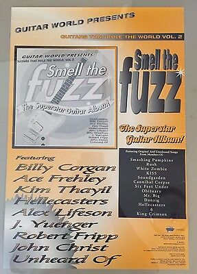 Smell the Fuzz - Promo Poster (RUSH)