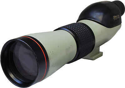 Nikon ED60 Spotting Scope with 20x wide eyepiece