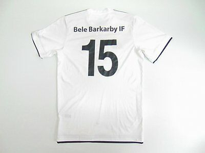 2011 2012 Adidas Bele Barkarby IF home shirt jersey soccer football retro 34/36