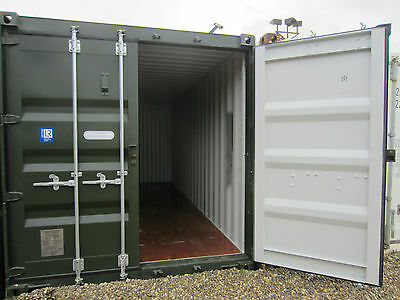 Steel Storage Shipping Container Box 20Ft Norfolk Suffolk  Hire Or Buy