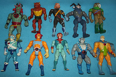 Thundercats Classic Retro 80S Selection Of Figures Choose One