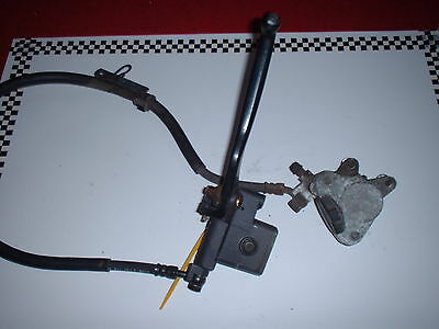 Honda X8R Scooter Front Brake Cable & Master Cylinder & Calpier