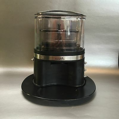 ZARAFINA Tea Maker - Brewer System Model TH1000 Clean Light Used