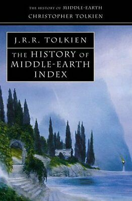 Index (The History of Middle-earth, Book 13) Copertina flessibile