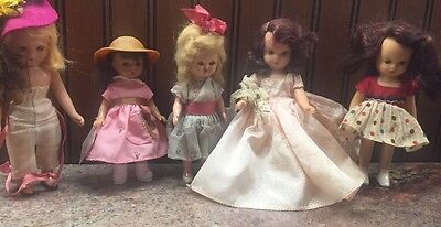 Storybook and K&H doll collection And An Alexanderkins
