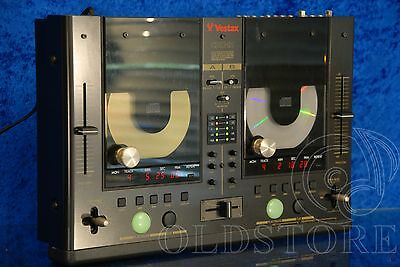 ►Vestax Cdx 12◄Consolle Lettori Cd Player Con Mixer Vintage Dj Pitch Control