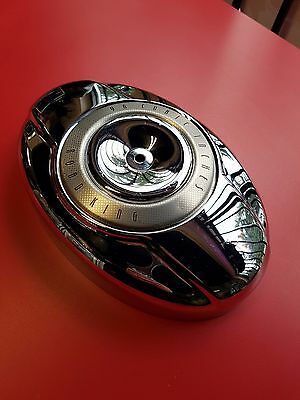 Harley Davidson Air Cleaner Cover - 29121-07 - Oval Chrome - Road King