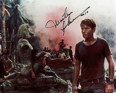 Martin Sheen - Captain Willard - Apocalypse Now - Signed Autograph REPRINT