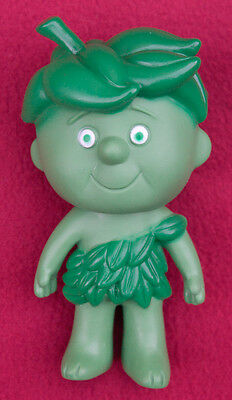 """Vintage JOLLY GREEN GIANT """"Little Sprout"""" Rubber Doll (6418)"""