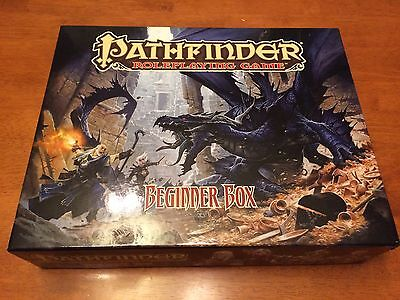 Pathfinder Roleplaying Game: Beginner Box RPG NEW Open Box Dungeons Dragons Risk