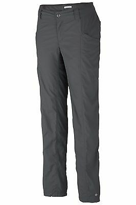 NEW Columbia Women's Insect Blocker Cargo Pants Grill Gray Size 16