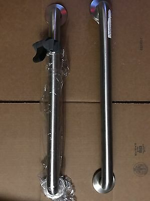 24 Inches Grab bar stainless