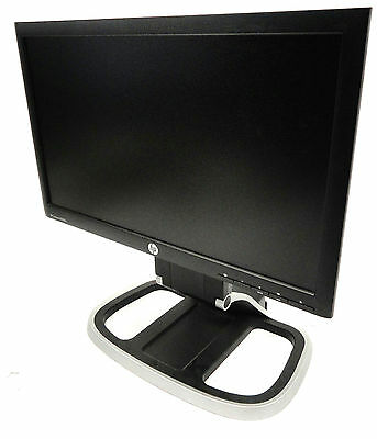 HP Compaq LA2006x 20-inch LED Backlit LCD Monitor with  Built in Speaker