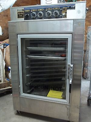 NU-VU Bakery/Bread Convection / Prove /Bake/ Cook & Hold Oven UB-3GT