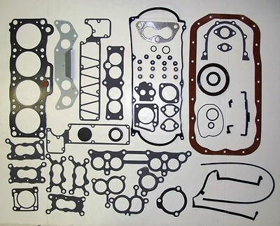 83-87 Mazda 626 B2000 2.0L FE Engine Replacement Full Gasket Set