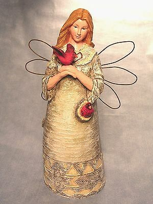 """Forest Angel """"woodland Delights"""" Series By Enesco New"""