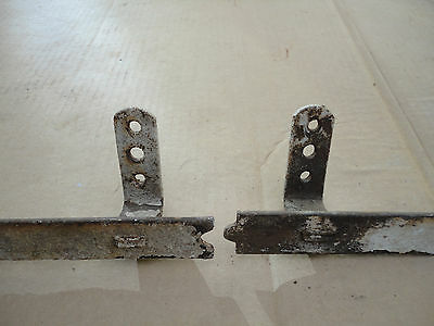 barn door roller track 4 ft old 35