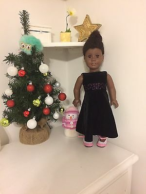 American Girl Doll Addy, Book And Addy's Paperbook