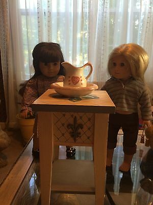 Tall Table For American Girl Doll Or Any  Doll