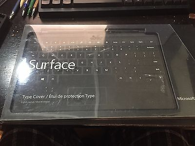 Microsoft Surface Touch Type Cover Black Model 1515