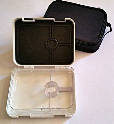 NEW Bentobox Lunch Box Kids Bento Container Thermos Thermal Insulated 4 Section