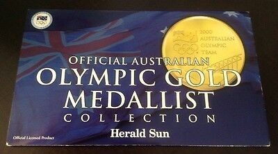 Sydney 2000 Official Australian Olympic Gold Medallist Collection