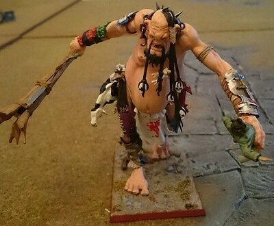 Warhammer Fantasy Age of Sigmar - Giant - Painted