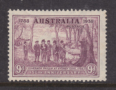 9d  150TH ANNIV OF NSW   F.USED STAMP...