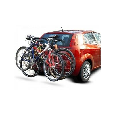 Menabo Bicycle Carrier Mistral For Up To 3 Bikes. Hatchback Cars.