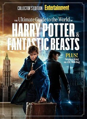 ENTERTAINMENT WEEKLY The Ultimate Guide to the World of Harry Potter & Fantastic
