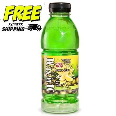 Magnum Detox 1 Hour System Toxin Cleanse Fast Acting Pass Test Lemon Lime 16oz