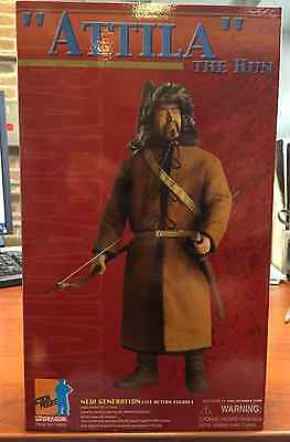 "DRAGON 1/6 "" ATTILA "" The HUN 74005 DID"