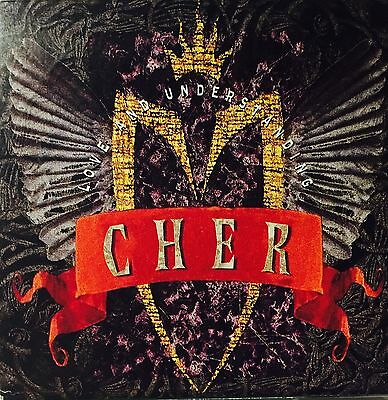 "CHER Super RARE Japanese 3"" CD Single ""Love And Understanding """