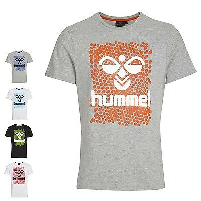 Hummel Mens Hexagon SS TEE