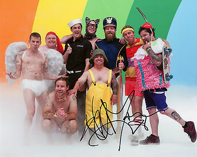Wee Man - Jackass - Signed Autograph REPRINT